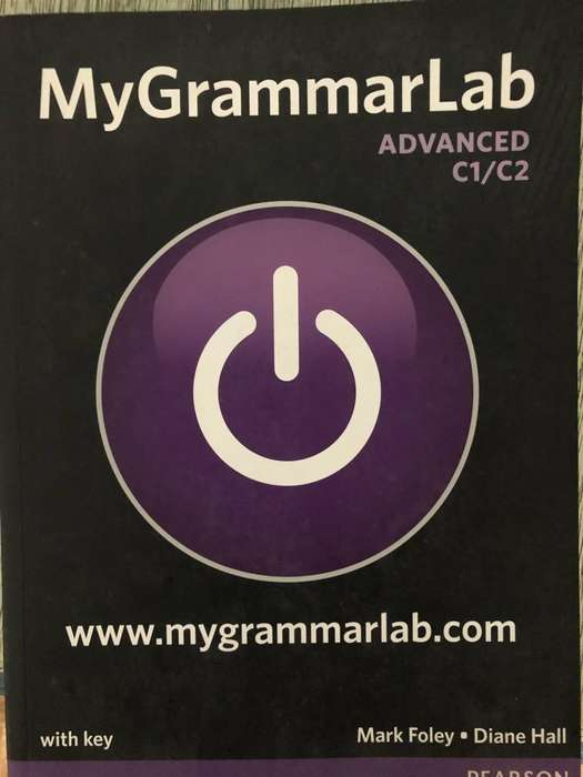 My Grammar Lab Advanced C1/C2 With Key