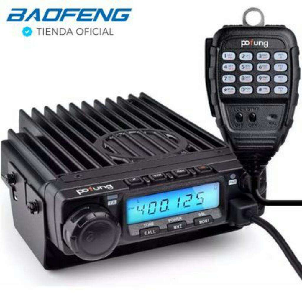 Base Movil Uhf