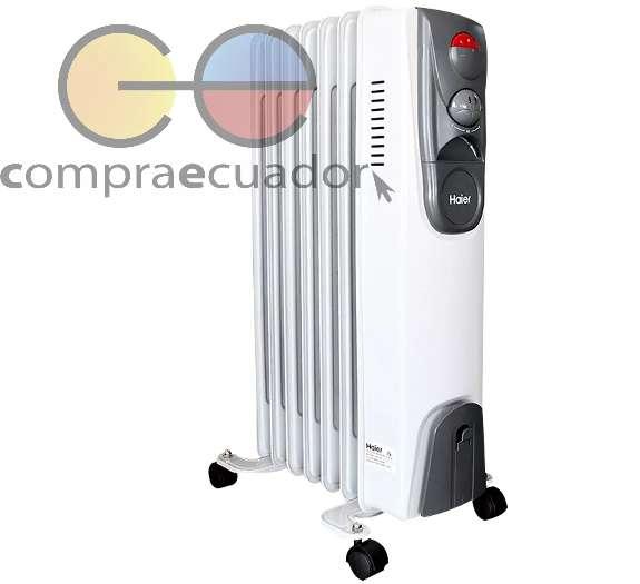 Midea Calefactor De Aceite 3 Velocidades Con Radiador 1500w