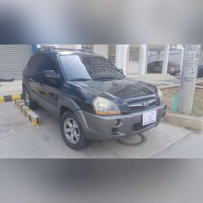 Hyundai Tucson 2009 - 158000 km