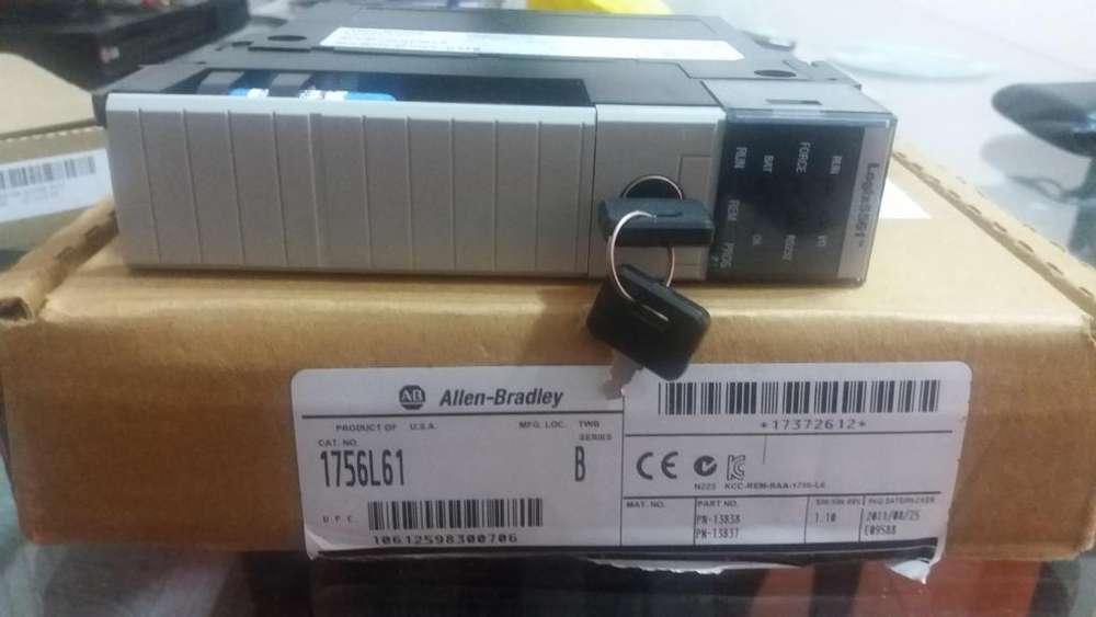 PLC Allen Bradley logix 5561 Processor Unit 1756-l61