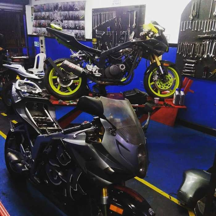 Busco Mecanico Motos Colombiano