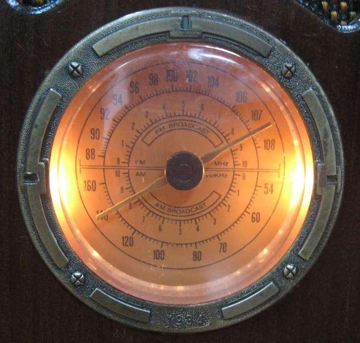 Radio Capilla Vintage Coleccionable Am Fm Cass En Martinez