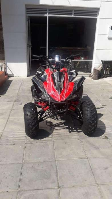 cuatrimoto Rapto 150 cc nueva