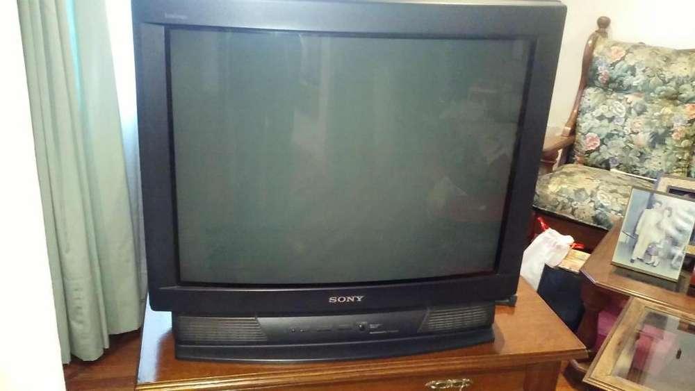 <strong>televisor</strong> Sony Trinitron. 29 Pulgadas. Made In Usa.