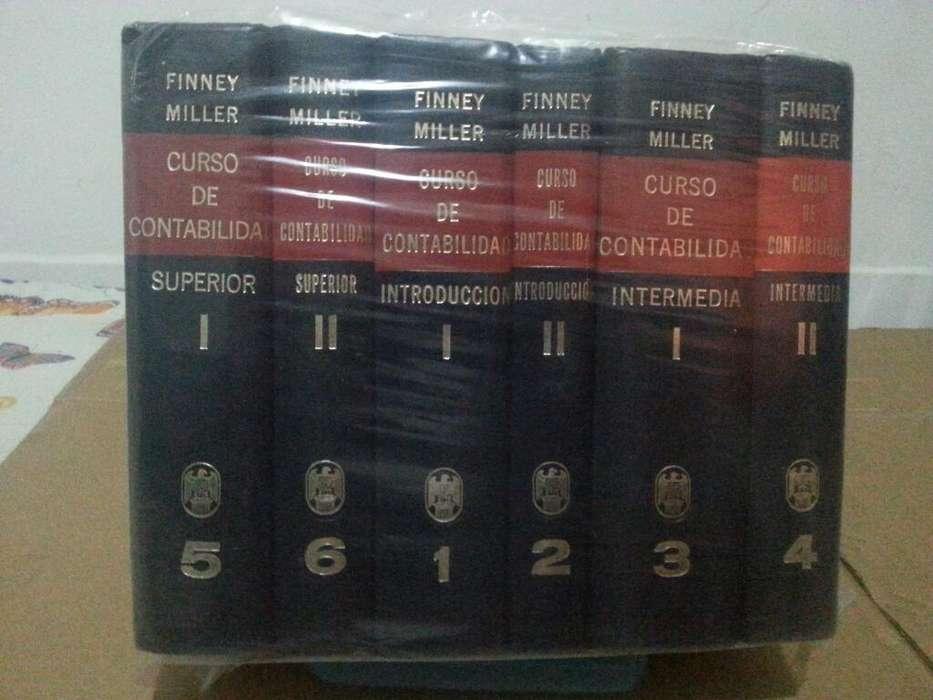 Enciclopedia de Finney Miller 6 Tomos