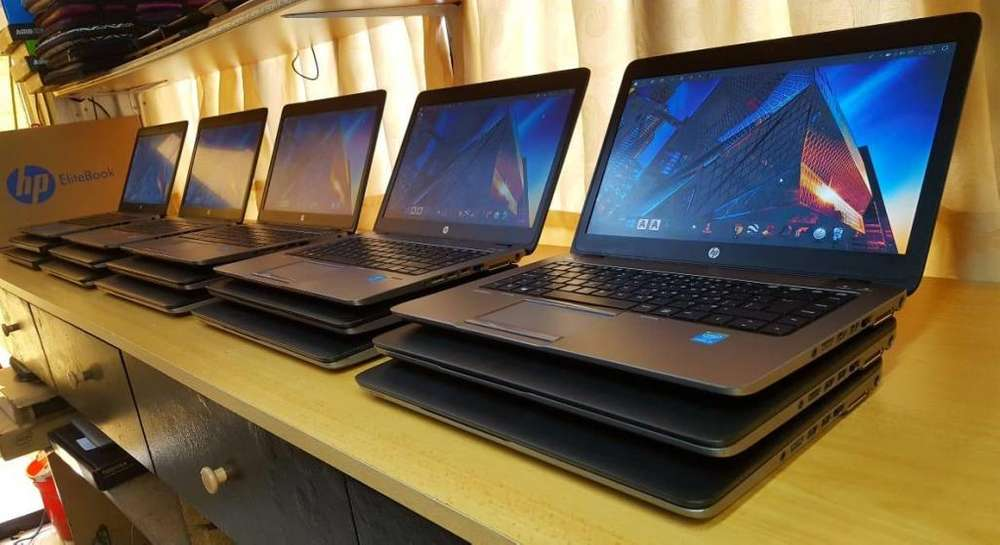 VENTA DE LAPTOPS HP ELITEBOOK, INTEL CORE I5 2.6GHz, 8GB RAM, 500GB CAPACIDAD, 14