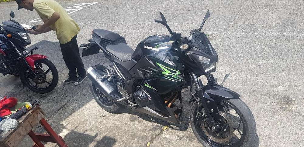 <strong>kawasaki</strong> Z 250 2014 Papeles Nuevos