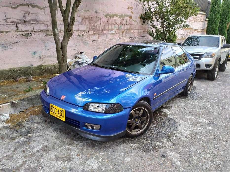 Honda Civic 1993 - 242704 km