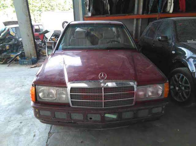 Mercedes-Benz Otro 1981 - 20000 km