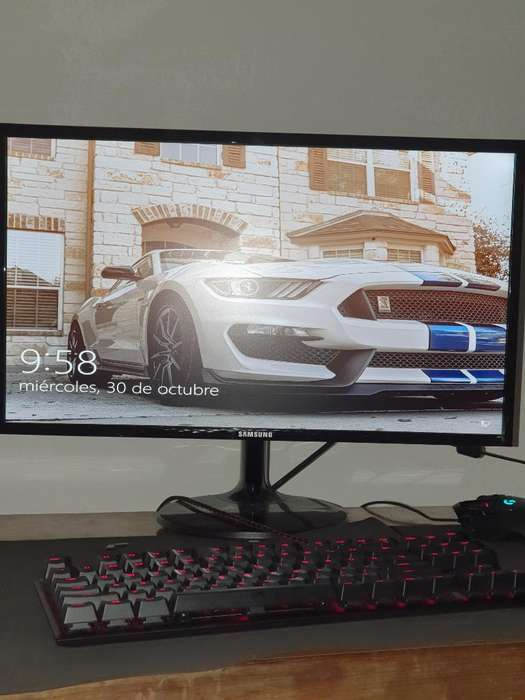 <strong>monitor</strong> Samsung Sf350 24.5 Pulgadas