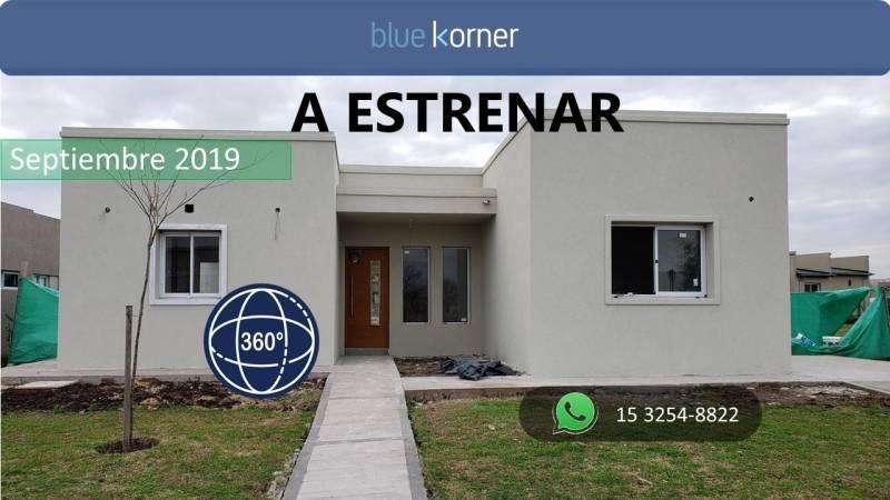 """Excelente Casa para """"Estrenar"""" de 129 m2 - (Tour 360)"""