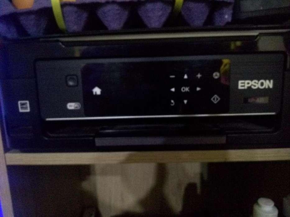 Impresora Multifuncional Xp 431