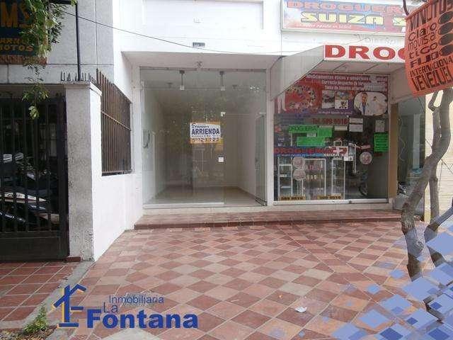 Cod: 793 Arriendo Local Comercial, en el Barrio Ceiba