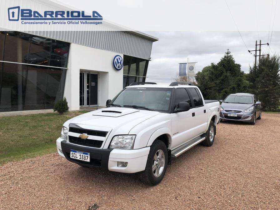 <strong>chevrolet</strong> S-10 2012 - 198000 km