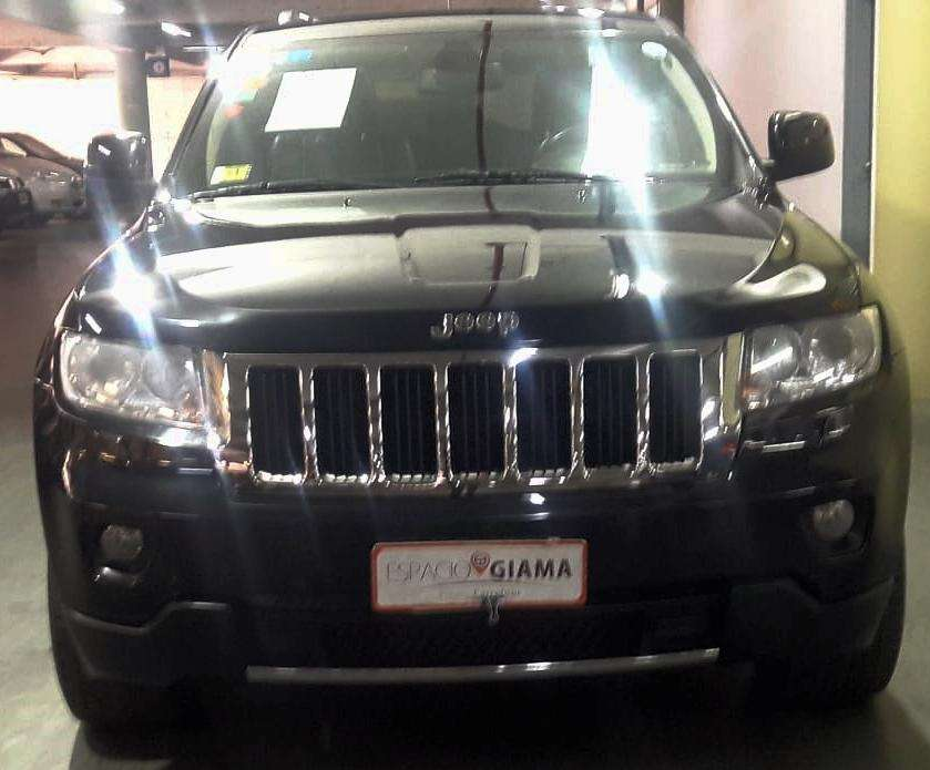JEEP GRAND CHEROKEE 2012 - 85000 km