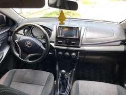 Vendo Toyota Yaris Modelo 2017