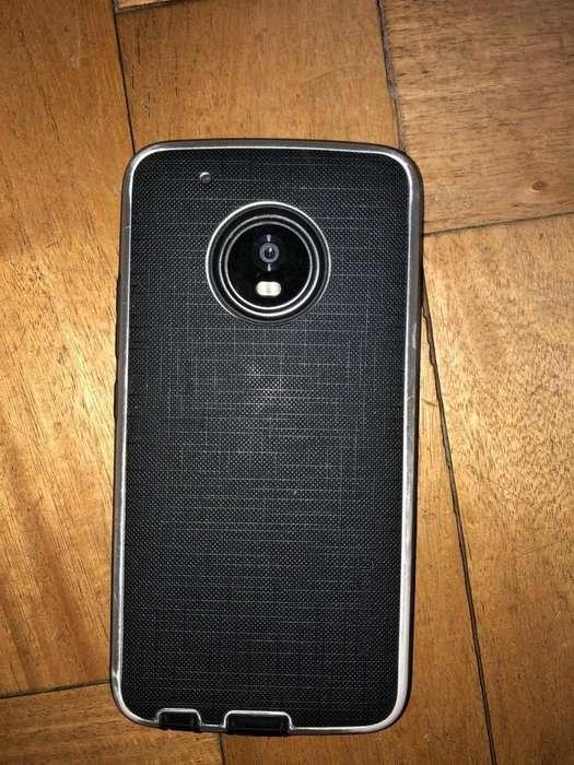 Moto G5 Plus Negro 32 Gb