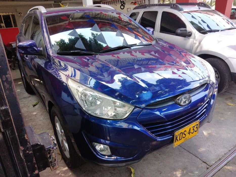Hyundai Tucson ix-35 2010 - 124000 km