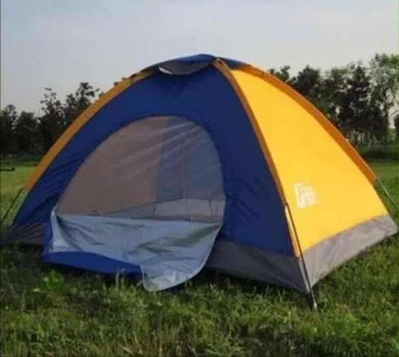 <strong>carpa</strong>s Camping 4 Personas Nuevas