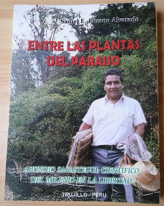 Libro Entre Las Plantas del Paraiso