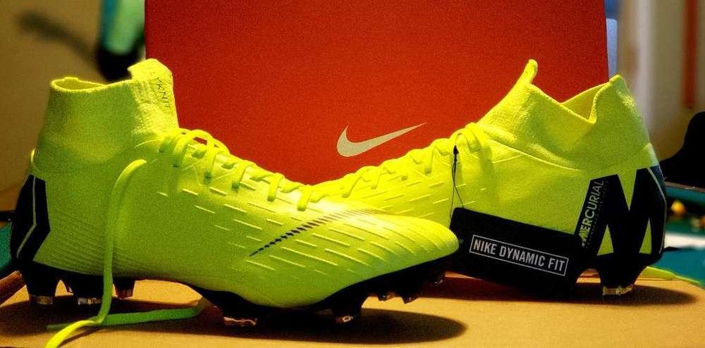 Zapatos/futbol Nike Mercurial Superfly