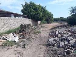 Vendo Terreno carretera a Pimentel 1,000 mts ID103746