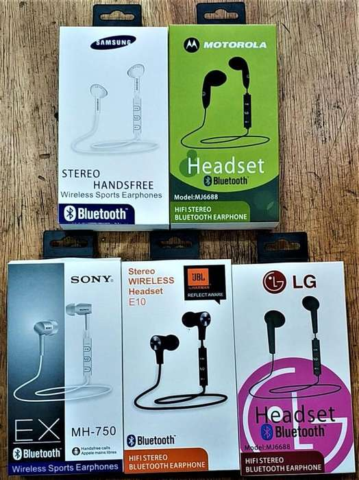 Auriculares <strong>bluetooth</strong> POTENCIA INCOMPARABLE