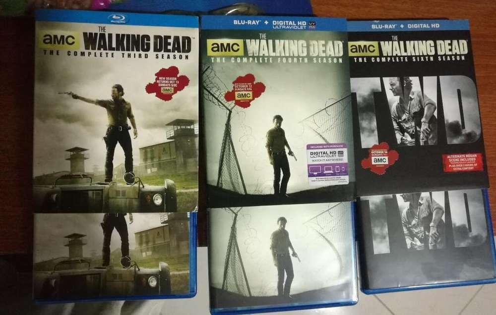 The Walking Dead 6 Temporadas Bluray