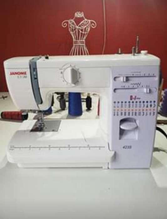 Máquina de Coser Janome 423s