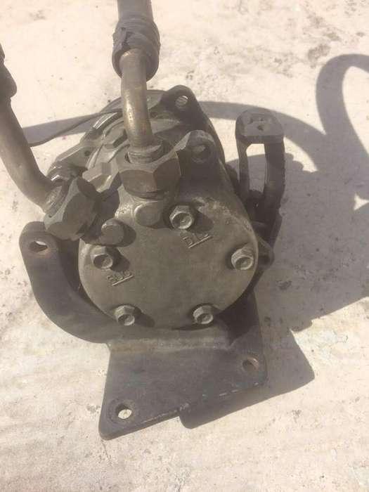 Compresor Aire Acondicionado Sanden 505