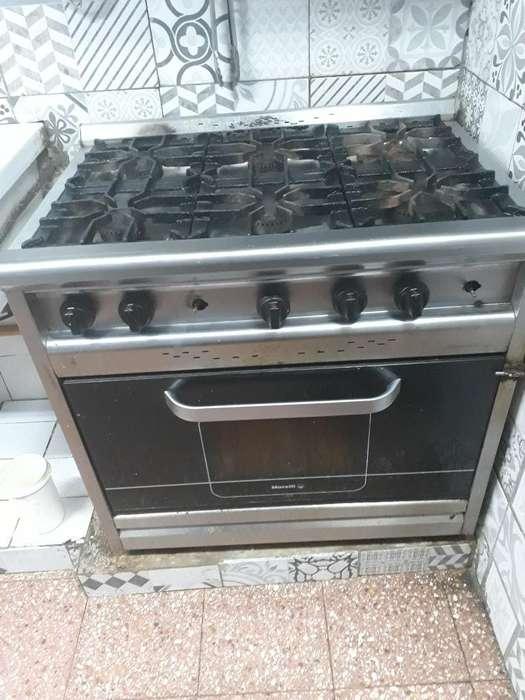 Cocina Morelli 900
