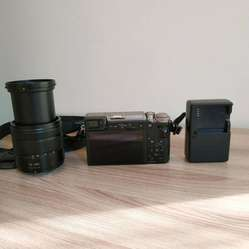 Cámara Panasonic Lumix DC GX9 4K ULTRA HD Mirrorless 14 140mm