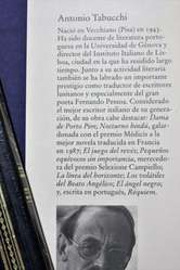 Novelas / Hablanos Bolivar Y Sostiene Pereira/ x2 Libros