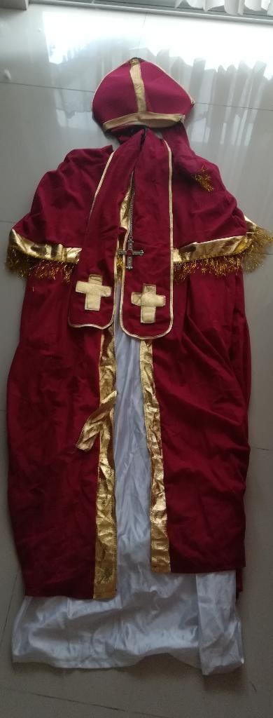 Disfraz de Papa O Obispo Villavicencio