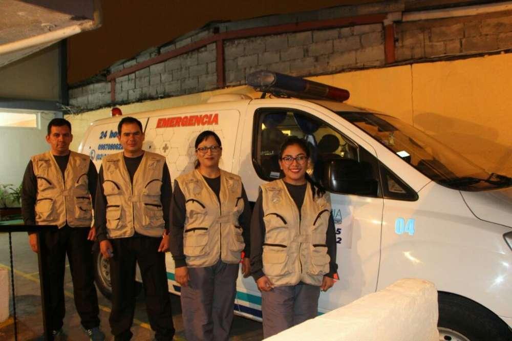 Servicio de Ambulancia 0984003700