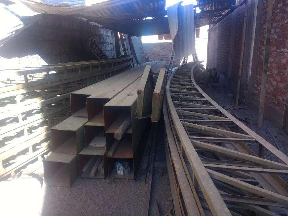 Remato Estructura Metalica Concaba