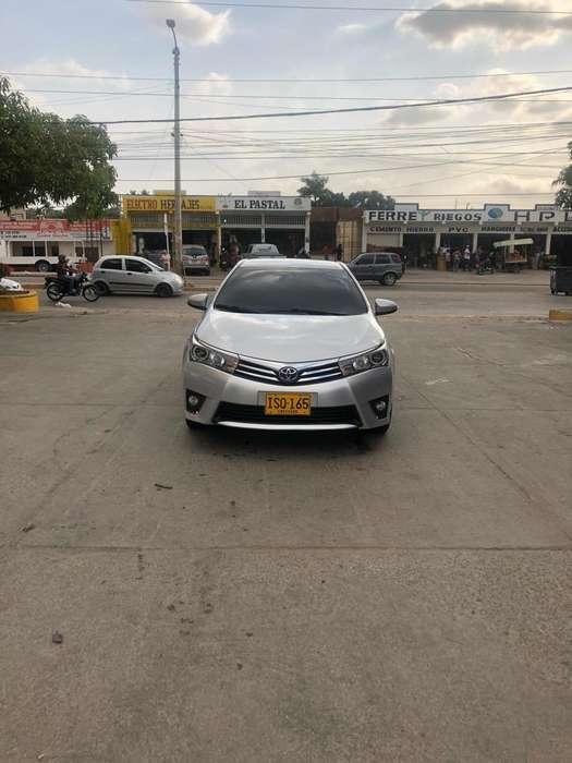 Toyota Corolla 2016 - 52000 km