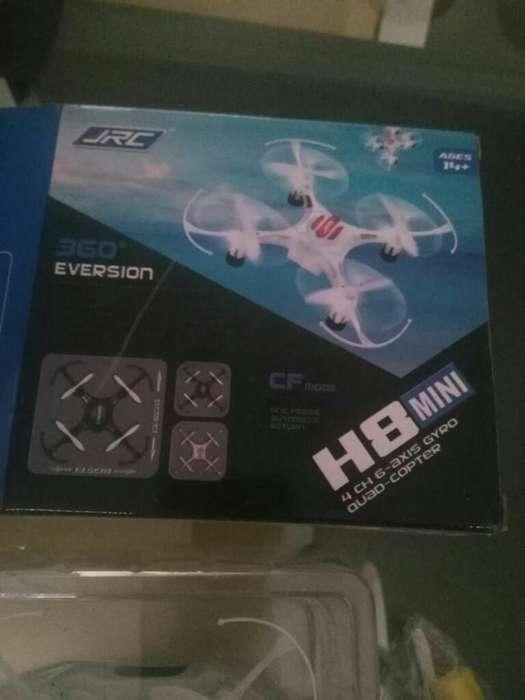 Dron Juego Volador H8 Mini Copter Aéreo