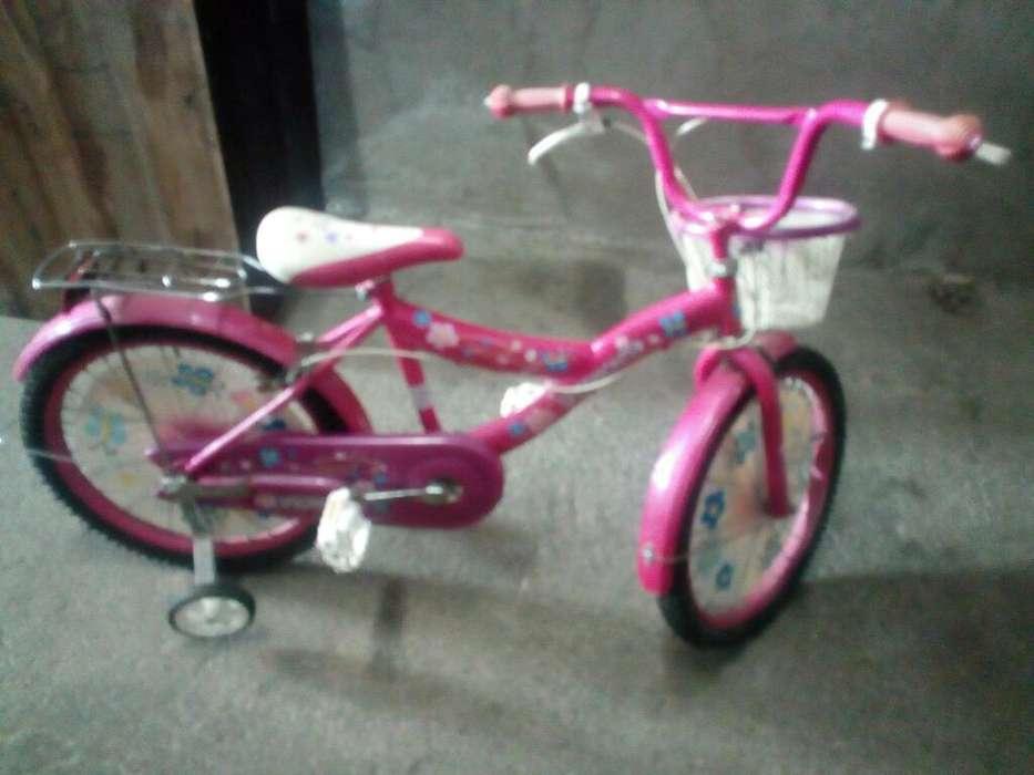 Bicicleta de Niña sin Uso Speedmonter
