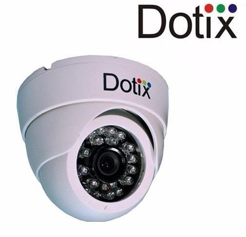 CAMARA DE VIGILANCIA TIPO DOMO DOTIX AD1C36/N 600TVL 3.6mm DIA Y NOCHE 20 METROS
