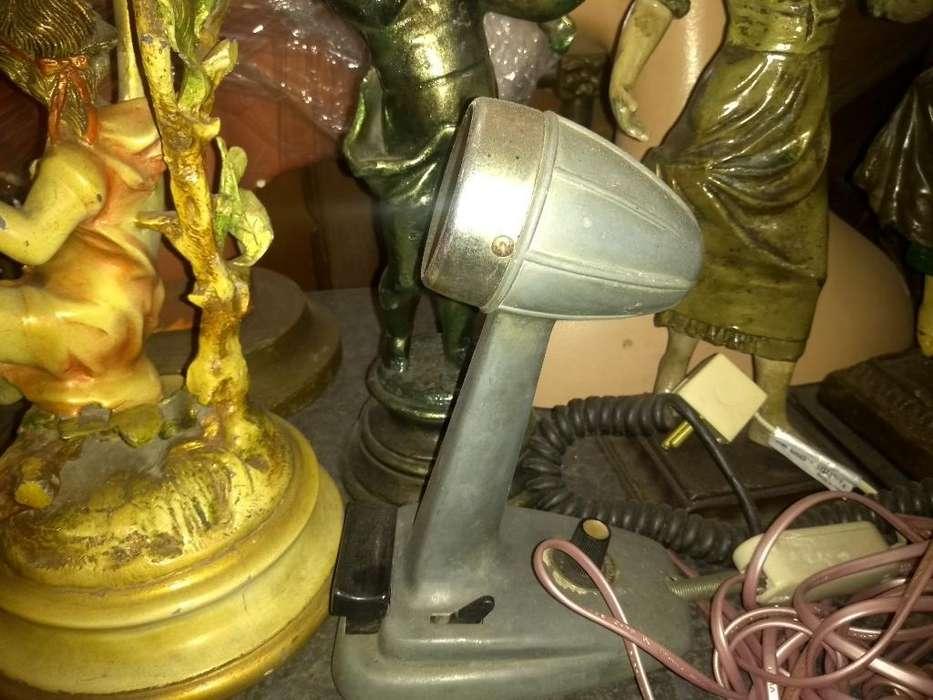 Micrófono Antiguo de Los Años 70
