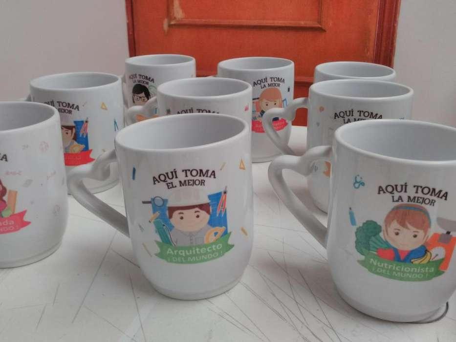 Mug cumpleaños, Mug tapa y base de silicona, mug mágico, mug neon. Diseños personalizados. Mug dia del padre