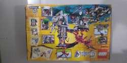 Castillo de Lego con 376 Piezas de Juego