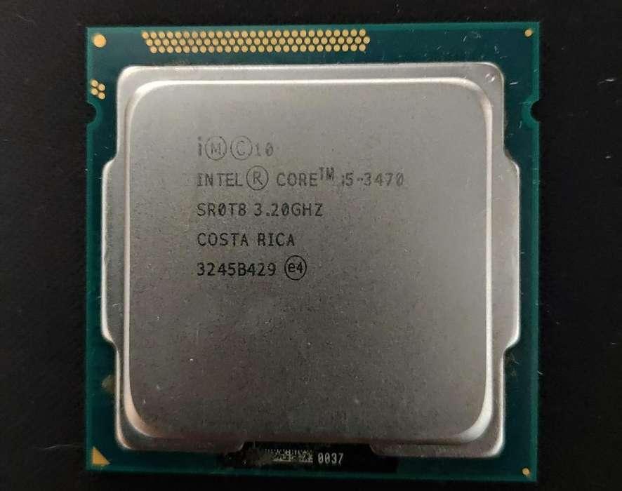 Procesador Intel Core I5 3470