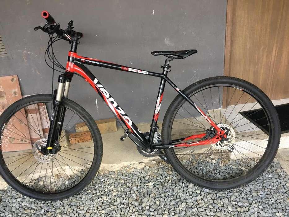 Vendo Bicicleta Venzo scud rin 29