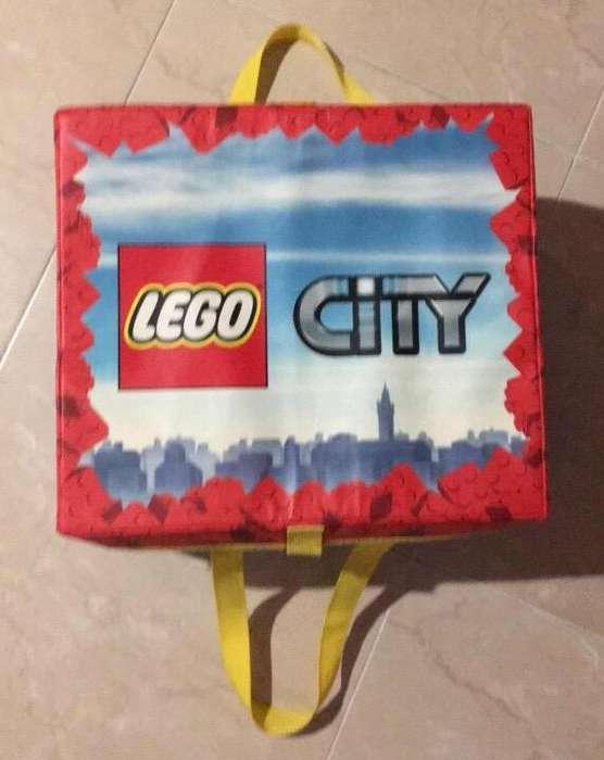 Contenedor de Juguetes Lego