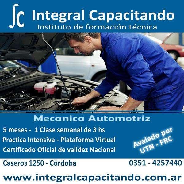 Curso de Mecanica Automotriz Certificacion Oficial