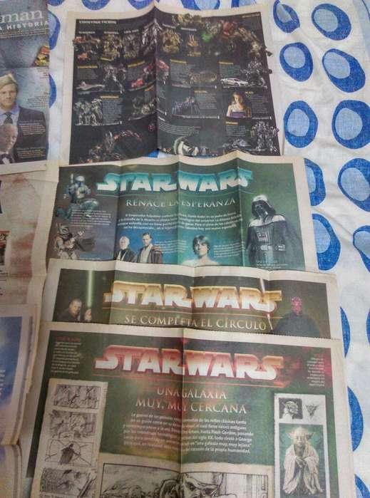 Star Wars Infografia Y Otros
