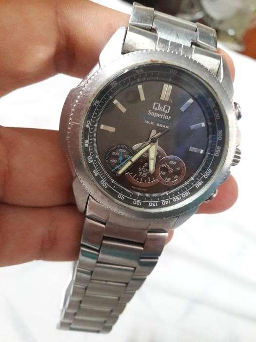 Vendo Reloj Q&q Original